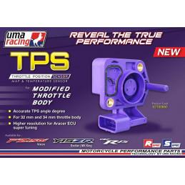 TPS pour corps Uma racing